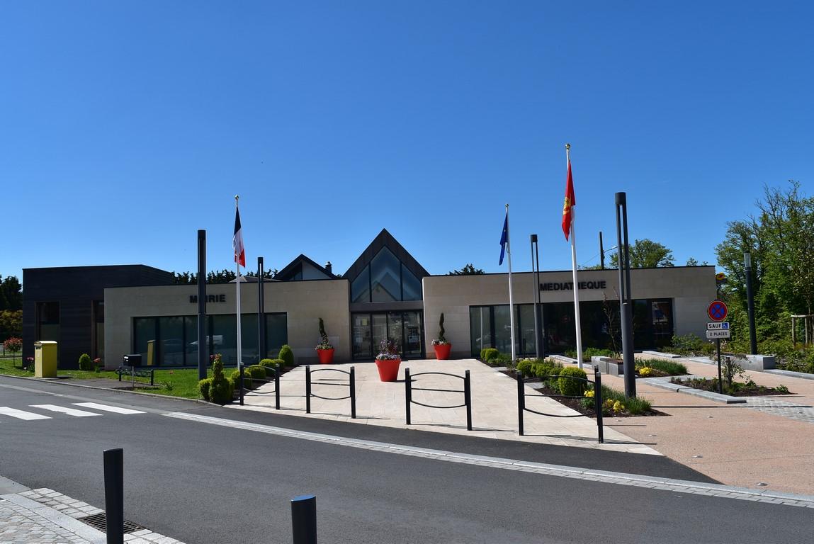 Réouverture totale de la mairie et de l'agence postale et des nouveaux horaires d'ouverture de médiathèque