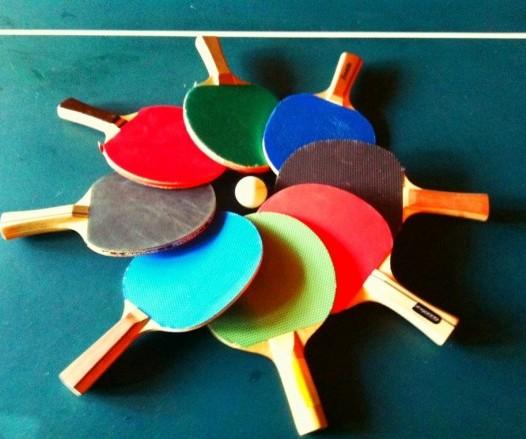 Nouveau créneau Tennis de table