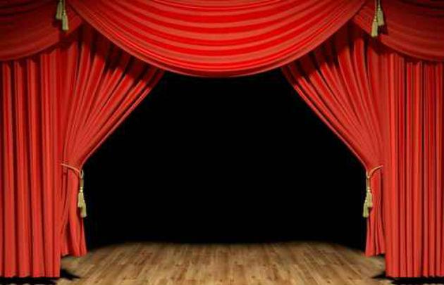 Théâtre avec l'association Fontaine des Muses