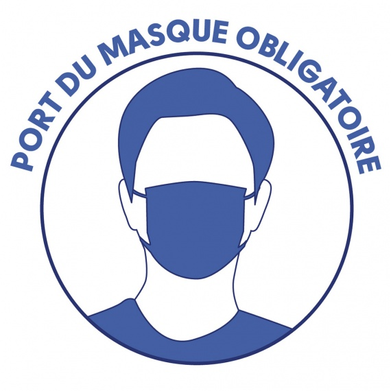 COVID-19 : PORT DU MASQUE DE PROTECTION