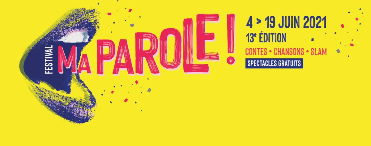 Le festival Ma Parole! revient à la médiathèque le 12 juin